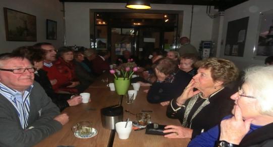 Aanbiedersbijeenkomst van Gilde-vrijwilligers